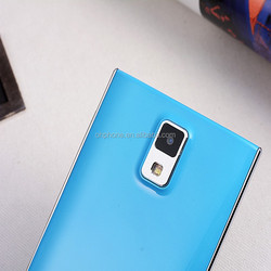 5.0 inch mobile phone 2 SIM card dual standby touch screen super slim android phone