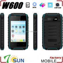 new technology W600 best 3.5 inch android smartphone