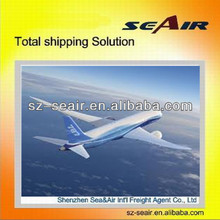 Door to door delivery service from China to New Zealand---SEA&AIR
