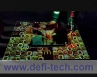 All in one Interactive floor and wall projection,Use a rich set of embedded templates and visual effects