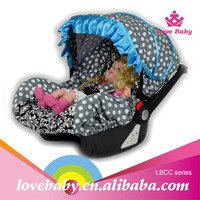 Newest fashion cute baby infant car seat cover