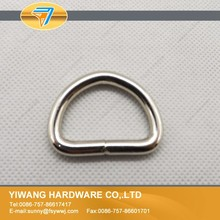 hot sale new products metal ring for bag