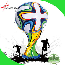official sized and weight design your own soccer ball online