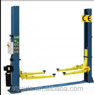hydraulic car lift for sale with 400v motor