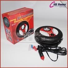 DC 12V Auto Car Pump Portable Tire Inflator Mini Air Compressor
