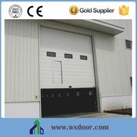 Factory Remote Control Automatic Industrial Sectional Door/PU Foam Inserts Door Panel