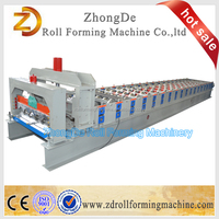 Color Coated Galvanized Steel Glazed Tile Making Machine
