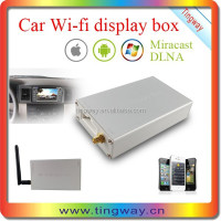 car wifi display mirror link box