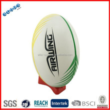 Machine Stitched amazing rugby balls with official size