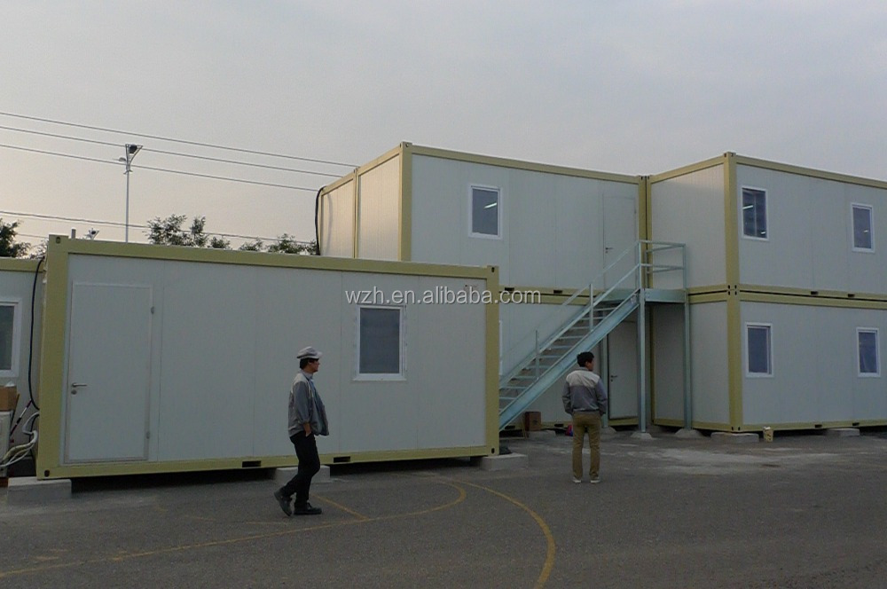 Cheap prefab shipping container house with luxury design - Cheap prefab shipping container homes ...