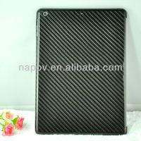 For iPad air real carbon fibre case