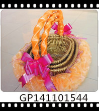 Indian Wicker Wedding Basket Decoration Basket Gifts