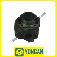 High performance YONGAN factory OEM motorcycle cylinder JOG70 47mm bore engine parts black