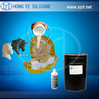 silicone liquid to make silicone molds for decorative plaster moulding