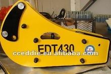 hydraulic breaker for backhoe