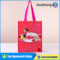 Lovely Micky Mouse Foldable Shopping Bag | Cheap Shopping Bags