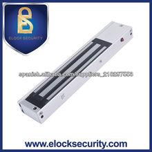 Sistema de cierre magnético de la puerta 600 libras (280 Kg)