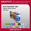 Bulk ECO Solvent Ink for DX4/DX5/DX6 For Sale C/M/Y/K/LC/LM