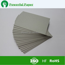 3mm thick paper 1900 gsm grey board