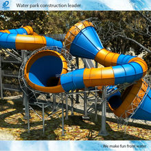 Tornador Slide of Water Park Slides for Water Amusement Park Equipment(HT-54)