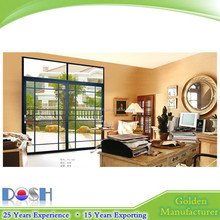 balcony 2 panel sliding glass large door