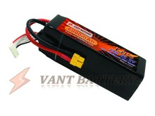lightest 6ah 22.2V 6000mah lipo rc battery pack 25C For F3C,gaint scale,etc