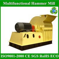 Chinese supplier 1-2 ton per hour hammer mill