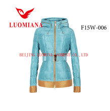 2014-2015 Hot Sale Duck Down Jackets/Women Winter winter fashion girl dresses for wholesa China online alibaba F15W-006