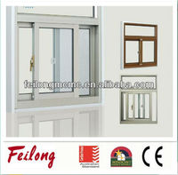 High quality exported to Australia aluminum sliding window meet AS2047 standard