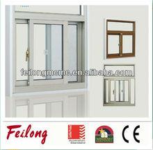 High quality exported to Australia aluminum sliding window meet AS2047 standard