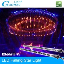 2014 newest christmas 3d disco smd5050 led meteor shower rain light