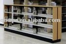 China manufacturer powder coating high bookcase and library shelves filing cabinet book shelf filing storage