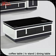 square China sheesham wood coffee table