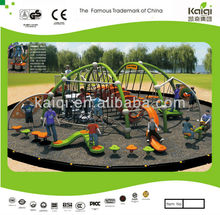 Updated adventure climbing park set play structure mission play set kids play game spider-man climbing sets