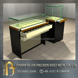 Mobile phone display showcase/exhibition cabinet