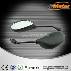 Pair of ABS Motorcycle Rearview Side Mirror For Street Bikes/Sport Bikes/Choppers/Cruiser