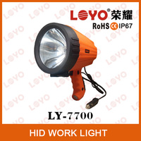 Guangzhou Factory price 55 W High Lumens Hid Work Lights Hid Auto Driving Light 12v 24v