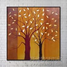 Oil paintings tree of life