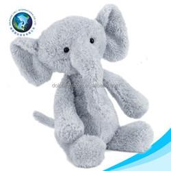 New product fashion custom stuffed elephant kids toy soft plush toy elephant