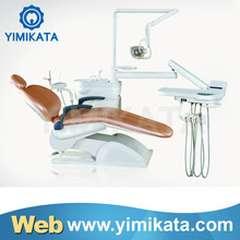 Price reduction OEM/ODM approved Dental Chair Unit Clinic Used Dental Products easy controlled portable dental unit