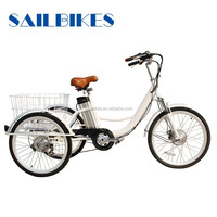 China Cheap Adult Electric Tricycle JX-T01A for Sale