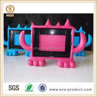 Wholesale shockproof EVA foam simple case for ipad 2 3 4