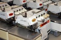 Stitch tested good condition SIRUBA 747F overlock sewing machine