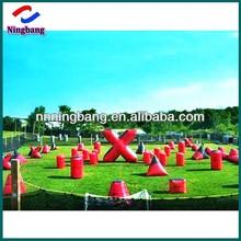 NB-PB2003 Ningbang Inflatable paintball bunkers price