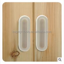 Abs plastik sürgülü kapı kolu/kabine kolu/şarap kolu/cam kapı kolu