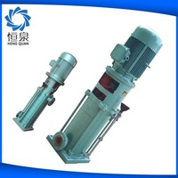 High Pressure Multistage Centrifugal Electric Water Pump