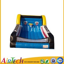 Hot sell inflatable basketball sports game