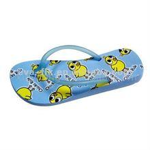 2012 new popular girl beach flip flops