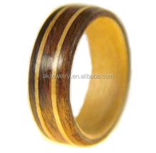Petrified Wood Engagement Ring wholesale