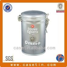 popular empty custom tin storage box ,custom bulk tea tins
